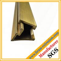 Wholesale copper alloy extrusion section for industrial application from china suppliers