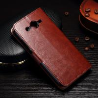 Wholesale PU Leather Huawei Y3 Phone Case Handmade Light Weight With Slot Function from china suppliers