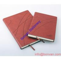 China Tree of Life Handmade Paper Embossed Leather Bound Journal Blank Diary Notebook on sale
