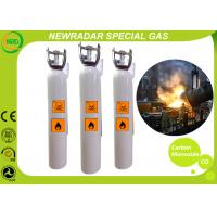 Best Highly Flammable Electronic Gases 40L Cylinder For Chemical Industry wholesale