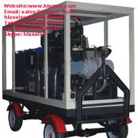 Best Mobile Trailer Type Vacuum Transformer Oil Filtration Machine wholesale