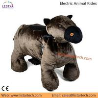 Hot Sale Electric Ride on Kid Ride Coin OP Electrical Coin Animal Ride on Kids Rides for sale