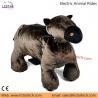 plush riding animals bicycle led animal walking animal rides with wheels for sale
