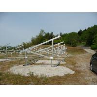 Quality Professional Design Solar Panel Ground Mounting Systems Open Field Installation for sale