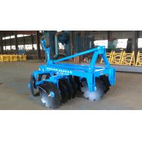 China Heavy Duty Offset Disc Harrow 1BZ-2.0 For Tractor With Hydraulic Rubber Wheel on sale
