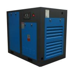 12v Hand Pump Rotary Screw Type Air Compressor 1.6 m3 / Min 15HP Air Compressor