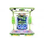 China 47 Dancing Machine 3D motion sensing arcade game dance dance revolution for sale
