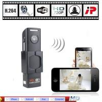 Wholesale Wholesale - H.264 HD 720P Mini Wifi IP Camera Wireless Hidden Spy Security Camera DVR CCTV from china suppliers