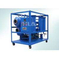 Hydraulic Oil / Sticking Oil Lube Oil Purification System For Steel Plant , Steelwork Factory for sale