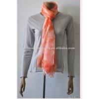 Buy cheap 100% Pure Worsted Cashmere Scraf from wholesalers
