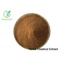 China 100% Natural Horse Chestnut Extract For Aesculin And Esculin Powder on sale