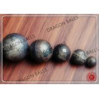 Wholesale Mid Chrome Industrial Grinding Balls Cast Iron High Surface Hardness from china suppliers
