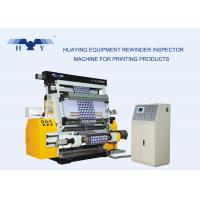 Best Slitting Rewinding Machine , Auto Inspection Machine For Packaging Line wholesale