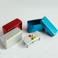 Wholesale 60 holes Bur Disinfection Box from china suppliers