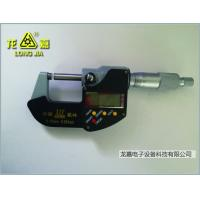 China Outside Micrometer With Electronic Digital Display for sale