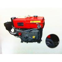 Wholesale 8HP Single Cylinder 4 Stroke Diesel Engine , 4-cycle Engine from china suppliers