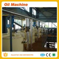 Wholesale 200TPD sunflower oil extraction line 50TPD sunflower oil refining sunflower oil dewaxing from china suppliers