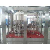 Wholesale High Precision Beverage Bottling Equipment Bottle Wahing Filling Corking Monoblock Machine from china suppliers
