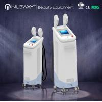 CE approved painless permanent result hair removal ipl shr nubway for sale