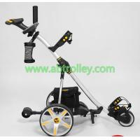 Buy cheap S1T2 sports remote golf trolley(black, white, red are available) from wholesalers