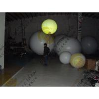 Wholesale PVC Colorful Inflatable Balloon , Fireproof 0.18mm Thickness Advertising Balloon from china suppliers