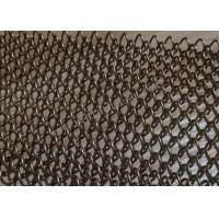 China SS304 Decorative Wire Mesh Ring Stainless Steel Mesh For Partition Wall Fabrication for sale
