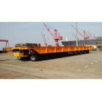 400T self-propelled heavy-duty hydraulic transporter/trailer