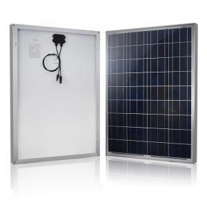 TUV Monocrystalline Solar Panel Black Colour , Mono 190 Watt Monocrystalline PV Panels