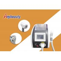 1064nm And 532nm ND Yag Laser Machine Tattoo Removal Equipment 1000MJ  q switch laser tattoo removal machine for sale