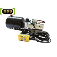 Wholesale Horizontal Mounting DC 12V Hydraulic Power Unit with Manual Override from china suppliers