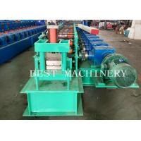 China Gear Box Driven Customized Panel Roll Forming Machine 18.5kw Power Formed on sale