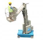 8m Platform Height 360 Degree Free Rotation Self Propelled Mast Boom Lift