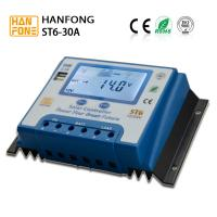 CPU Control Solar Panel Regulator ChargeController , Solar Cell Controller for sale