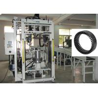 Stator Core Lamination Automatic Motor Winding Machine For Elevator Traction