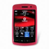 Wholesale Silicone Skin Mobile Phone Case for Blackberry 9500, Various Colors are Available from china suppliers
