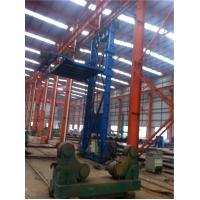 Best Blue Vertical Horizontal Welding Manipulator 5 * 5m Automated Machinery for Pressure Vessel wholesale