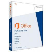 Wholesale Key Card Office 2013 Professional Plus , All Version Languages Microsoft Office Pro Plus from china suppliers