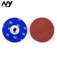 """Wholesale 3m 2"""" Quick Change Abrasive Discs , Round 120 Grit Roll Lock Type R Quick Change Disc from china suppliers"""