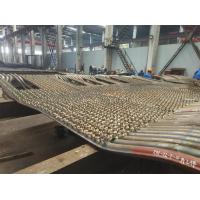 Wholesale Customized Membrane Water Wall Panels For Coal , Biomass Fired Boiler from china suppliers