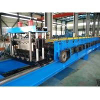 Wholesale Color Steel 30KW Floor Metal Deck Roll Forming Machine With Clinch System from china suppliers