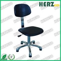 Wholesale Back Size 380 X 380mm Clean Room Chairs Class 100 With Grounding Chain from china suppliers