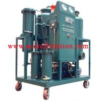 Wholesale Industrial Waste Hydraulic Oil Filtration Flushing Machine from china suppliers
