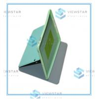 Wholesale Ipad Leather Flip Tablet PC Protective Case Green With Silicon Back Cover from china suppliers