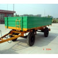 Wholesale 7CX-5T three way tipping trailer from china suppliers