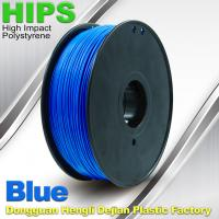 Wholesale Recycled  HIPS 3D Printing Filament Materials 1.75mm  /  3.0mm 1.0KG from china suppliers