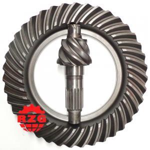 ISUZU FTR277 Rear Axle Spiral Bevel Gear 20CrMnTi OEM 41201-2760