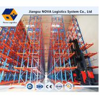 Wholesale Q235B Steel VNA Pallet Racking With Powder Coated Or Galvanized Surface Treatment from china suppliers
