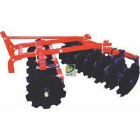 China Light Disc Harrow on sale