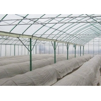 Wholesale Irrigated Clear Cooling Poly Plastic Film Greenhouse from china suppliers