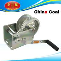 Wholesale Hand Winch with cable wire and hook from china suppliers